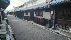 今井・寺内町 街並み