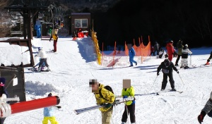 湯元温泉スキー場