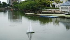 ヨット帆走